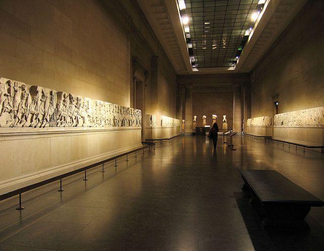 Elgin Marbles, British Museum.